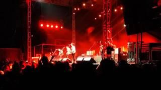 Division Minuscula - Feliz 1er aniversario en vivo playa miramar tampico