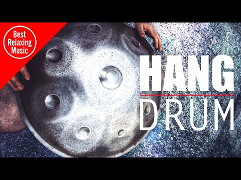 Relaxing Hang Drum music for Meditation and Yoga