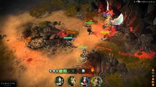Aarklash: Legacy video