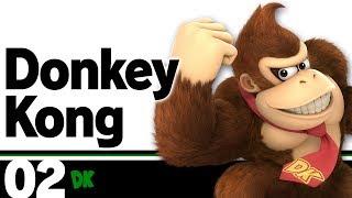 02: Donkey Kong – Super Smash Bros. Ultimate