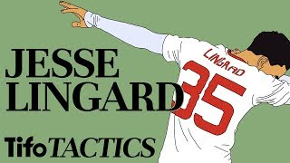 The Role Of Jesse Lingard   Tactical Profile