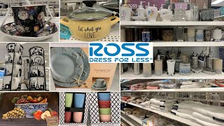 ROSS Kitchen Home Decor * Bathroom Decoration Accessories | Shop With Me 2020