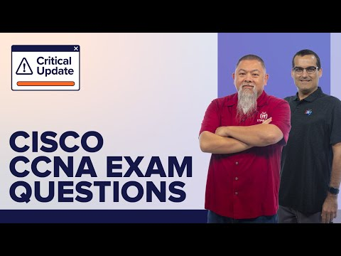 New Cisco CCNA Exam Question Types and Samples | A Critical ...