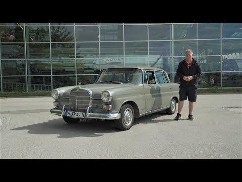 1967 Mercedes-Benz 230 Heckflosse W110 - Review, Fahrbericht, Test