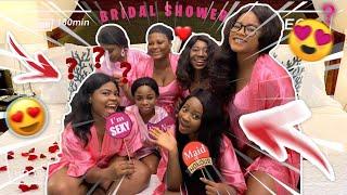 WHAT AN AVERAGE BRIDAL SHOWER IN NIGERIA LOOKS LIKE | NIGERIAN BRIDAL SHOWER