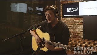 Marcus Mumford   Guiding Light | Live On Kennedy Molloy! | Triple M