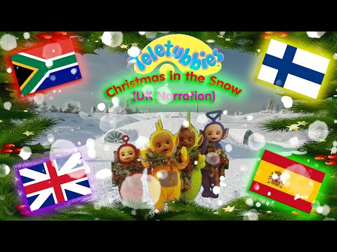 Teletubbies: Christmas in the Snow (2000) (UK Narration)