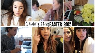 preview picture of video 'Interning, Cute Cocktails and Easter - Weekly Vlog | CopperGardenx'