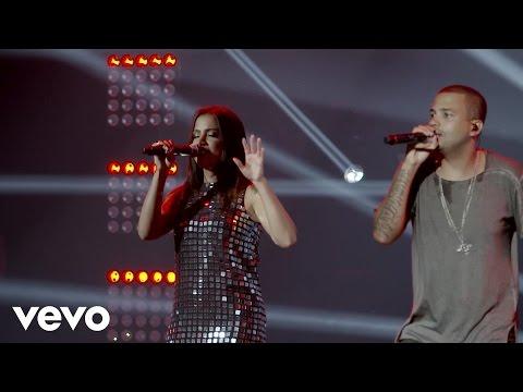 Projota Anitta Faz Parte Live Vídeo Musical Letra