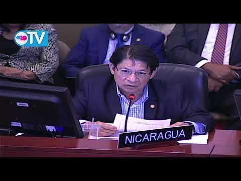 Nicaragua rechaza resolución condenatoria e ilegítima del Consejo Permanente de la OEA