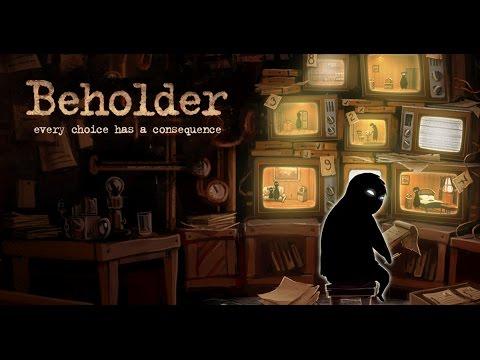 Beholder Trailer [English] thumbnail