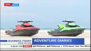 Common  water sports taken up by Kenyans at the Coast
