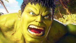 MARVEL VS CAPCOM INFINITE Story Trailer (PS4, Xbox One, PC) 2017