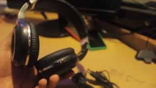 Bluedio HT(Shooting Brake) wireless bluetooth 4.1 stereo headphones UNBOXING & REVIEW