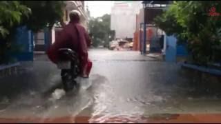 La pluie à Saigon