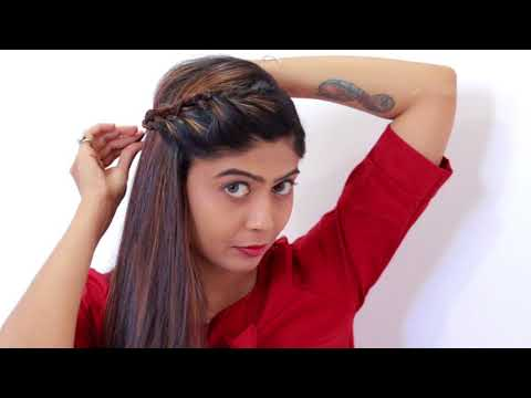 3 Easy Summer Hairstyle / Easy Hairstyle step by step tutorial 2018 /  RINKAL SONI