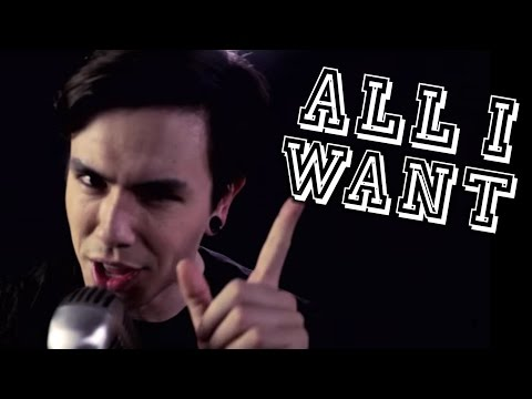 A Day To Remember: All I Want [NateWantsToBattle Feat. Shawn Christmas Music Song Cover] - NateWantsToBattle - Give Heart Records