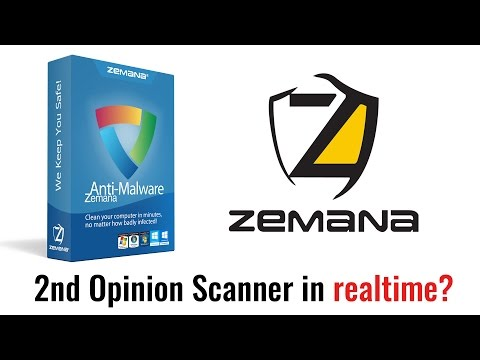 Zemana AntiMalware tutorial
