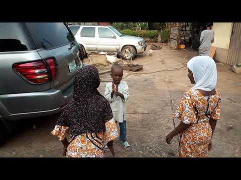 Fulani kids sing Yoruba Cultural songs