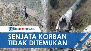 Seluruh Korban telah Ditemukan, namun Senjata Api Milik Korban Helikopter TNI-AD MI-17 Hilang