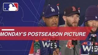 Red Sox, Dodgers set to start 2018 World Series