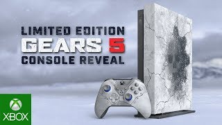 Trailer Xbox One X Gears 5 Limited Edition