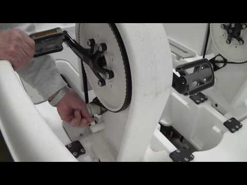 Tensioning of Drive Belt