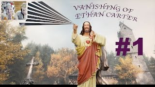 БОЖЕ, помоги ЭТО пройти! или VANISHING OF ETHAN CARTER