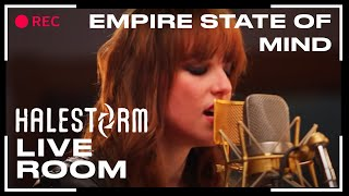"""Halestorm - """"Empire State Of Mind"""" (Jay-Z cover) captured in The Live Room"""