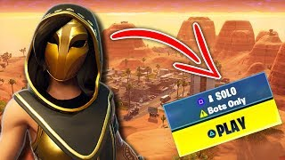 How To Get Into *BOT LOBBIES* In Fortnite Season 9! (GET EASY WINS)