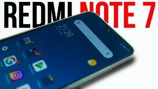 Xiaomi Redmi Note 7. Переворот в мире бюджетников