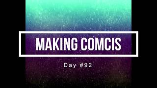 100 Days of Making Comics 92