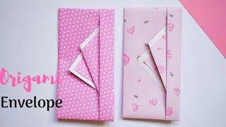 Easy Gift Envelope for Teachers Day | DIY GIft Envelopes | Easy Envelope Folding Ideas