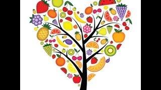 Frutas Tropicales para niños. Aprender a hablar