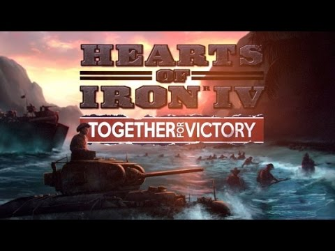 Galeria Imagenes Hearts of Iron IV Together for Victory