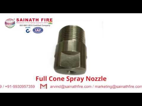 Full Cone Spray Nozzles