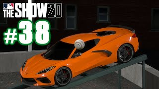 BABY YODA AIMS FOR THE CORVETTE! | MLB The Show 20 | Road to the Show #38