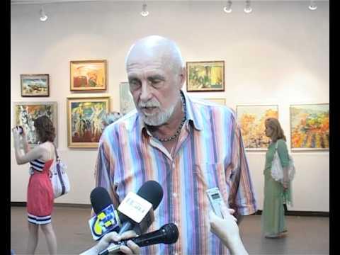 Владимир Колесников - художник / Vladimir Kolesnikov - painter / 2 - YouTube