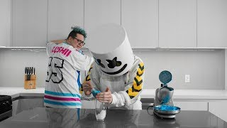 Cooking with Marshmello: How to Make Lemonade Slushies (Feat. Slushii)