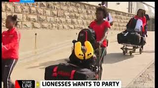 Score Line: Kenya women's national rugby union sevens team 'lionesses'