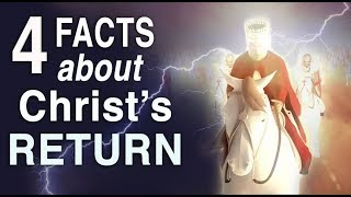 (Unedited) 4 Facts about The Second Coming that will Shock You! (The Return of Jesus)