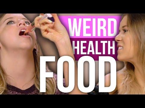 6 WEIRD Celeb Health Food Trends (Beauty Break )