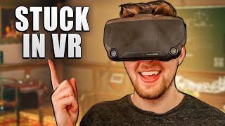 I tried a virtual Escape Room