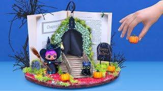 LOL Surprise Puppen Süßes Oder Saures Halloween Kostüme und DIYs