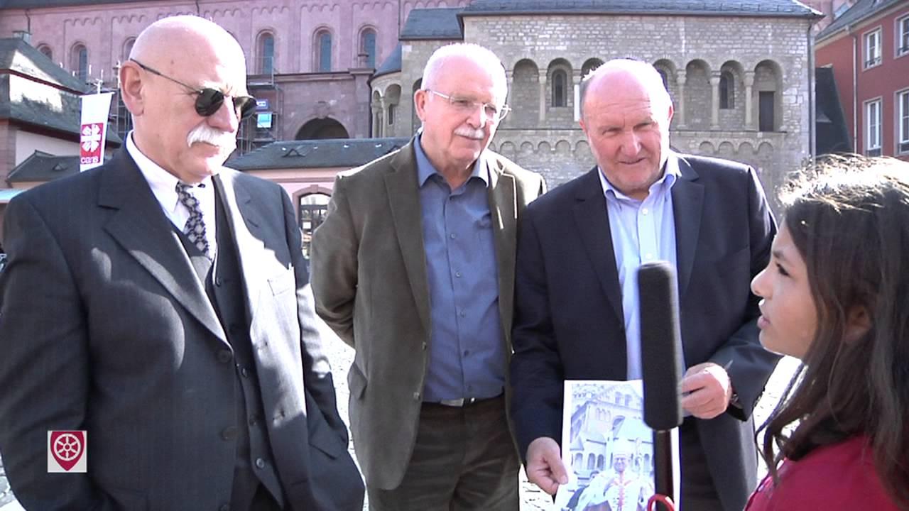 Karl Kardinal Lehmann - 30 Jahre Bischof von Mainz