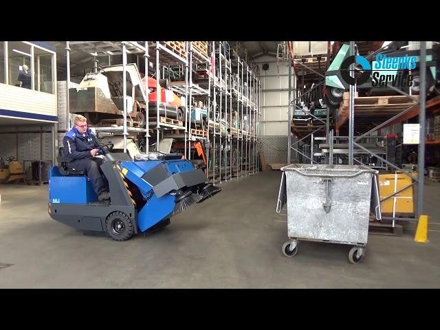 YouTube video | Veegmachine Stefix 170