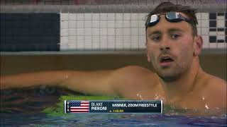 Men's 200m Free A Final | 2018 TYR Pro Swim Series - Columbus