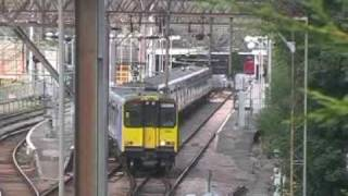 preview picture of video 'Chingford Station 2009'