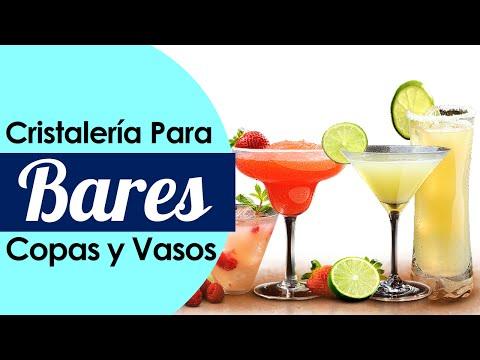 Cristaleria Para Bar | Copas y Vasos Para Cocteles