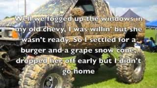 Chattahoochee - Alan Jackson with lyrics